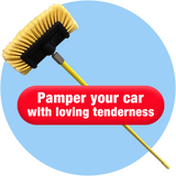 Car Wash Brush to Pamper Your Car