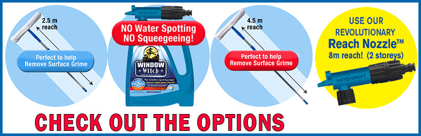 Window Witch is the Best Window Cleaner on the Market