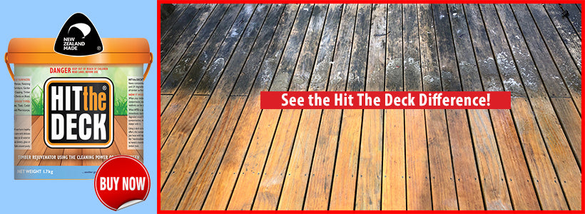 Hit The Deck Cleans Even the Dirtiest Decks