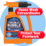 Double Bubble House Wash To Clean Protect & Preserve Paintwork