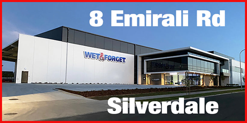 New Head Office and Store at 8 Emirali Road in Silverdale