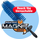 Foxtail Mag Wheel Brush to Clean Those Dirty Mag Wheels
