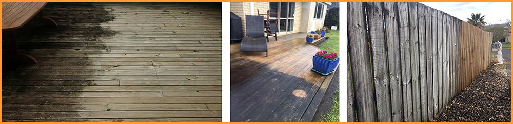 Hit The Deck deck cleaner with a difference