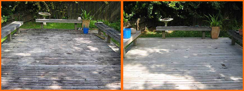 Hit The Deck-Deck Cleaner Makes a Huge Difference
