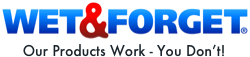 Wet and Forget Logo