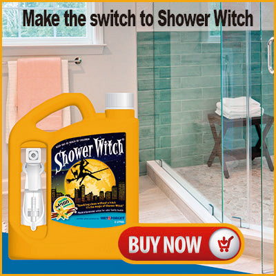 Make the Switch to Shower Witch and Buy NOW!