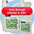 BEE Multi Surface Cleaner to Cut through Grease & Grime