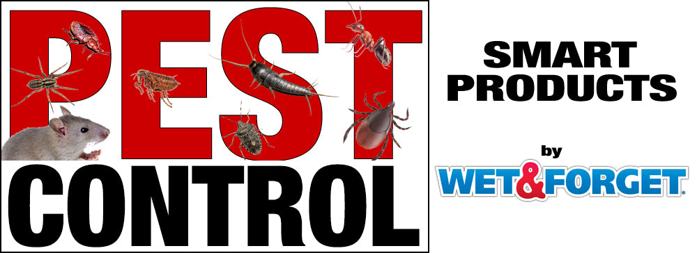Pest Control Products by Wet & Forget
