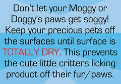 Pet Precautions