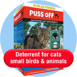 Puss Off Cat & Small Animal Deterrent