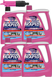 Rapid Application 4 pack with Reach Nozzle Makes Life Easy