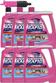 Rapid Application 6 pack with Reach Nozzle Makes Life Easy