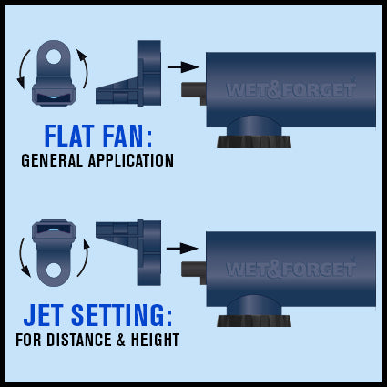 Window Witch Fan Settings