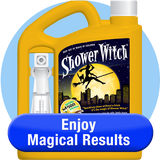 Shower Witch for Easy Shower Cleaning