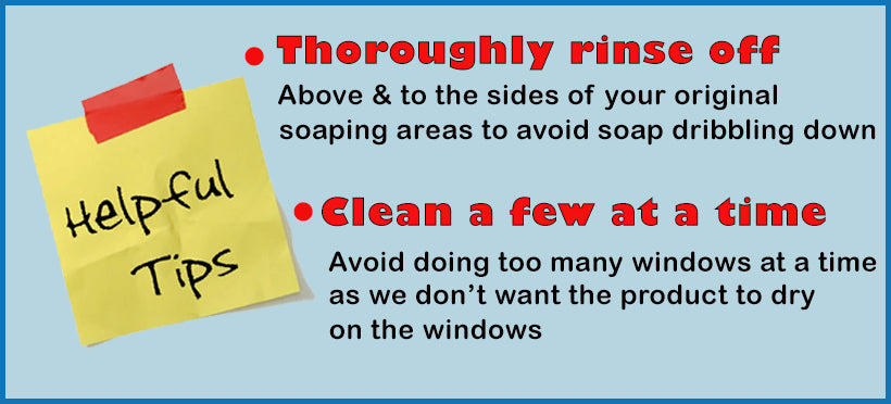 Window Witch is Easy to Use.  Just follow the Instructions.