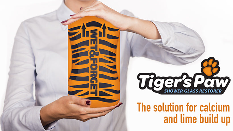Tiger's Paw is the Best Way to remove Calcium Deposits