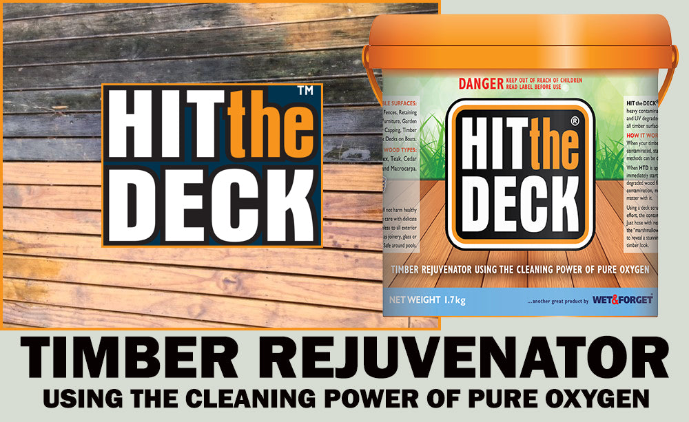 Hit The Deck Timber Rejuvenator