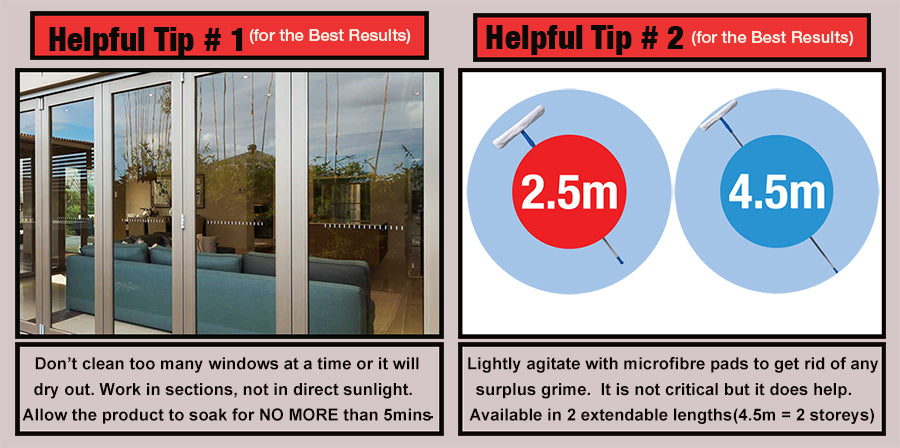 Helpful Hints to get the Best out of Cleaning Your Windows with Window Witch