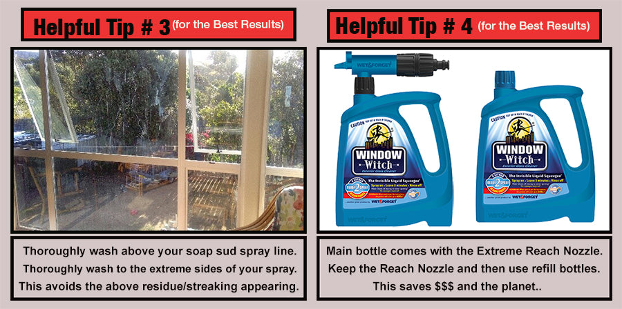 More Helpful Hints to get the Best out of Cleaning Your Windows with Window Witch