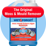 Wet & Forget Moss Mould & Lichen Remover