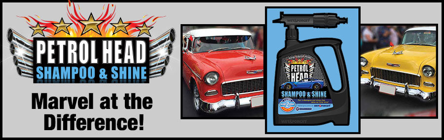 Petrol Head Cleaner is the Best Shampoo and Shine For Your Car