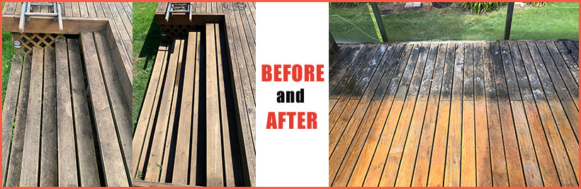 Hit The Deck is the Best Deck Cleaner on the Market