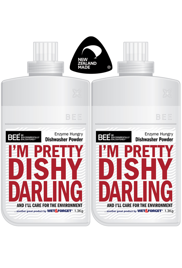 BEE Rinse Aid for Dishwashers