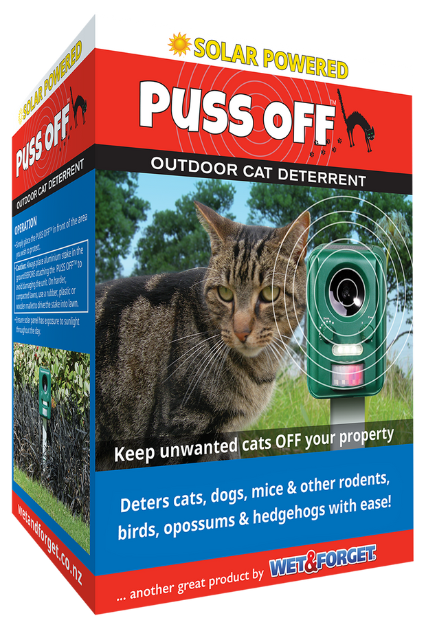 Puss Off Cat Deterrent