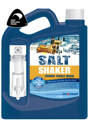 Salt Shaker Fishing Tackle Wash