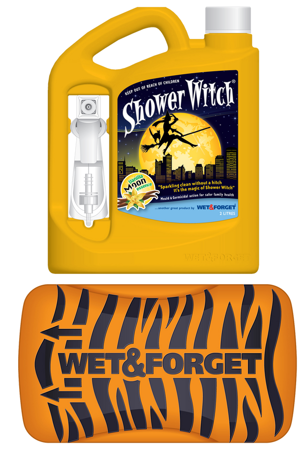 Shower Witch Shower Cleaner