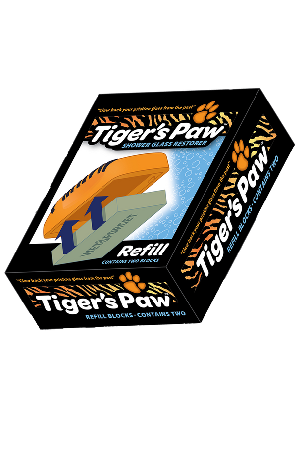 Tiger Paw Shower Glass Restorer