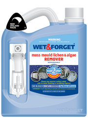 Wet & Forget Moss Mould Remover