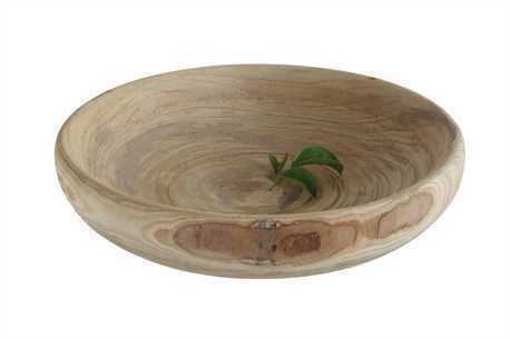 Decorative Wood Bowl