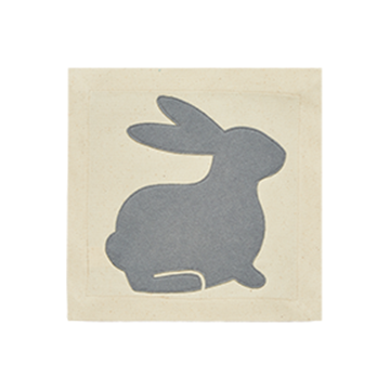 Bunny Pillow Panel