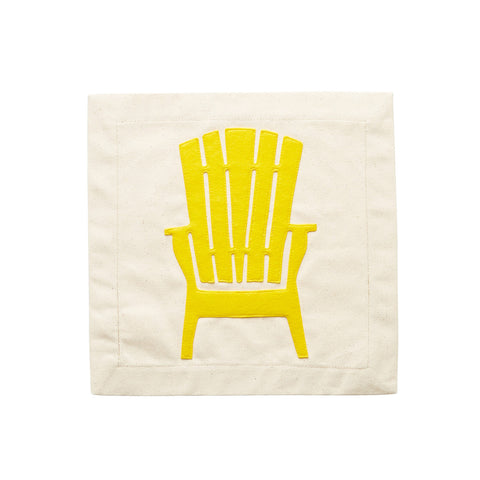 Chair Pillow Panel