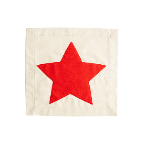 Star Pillow Panel