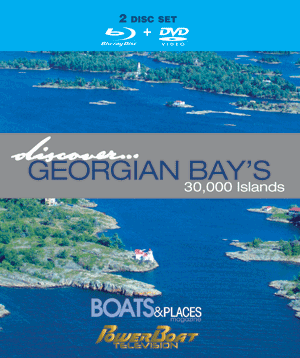 Blu-Ray: Discover Georgian Bays 30,000 Islands