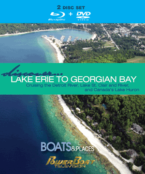 Blu-Ray: Discover Lake Erie to Georgian Bay
