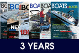 Boats&Places: Subscription (3YR)