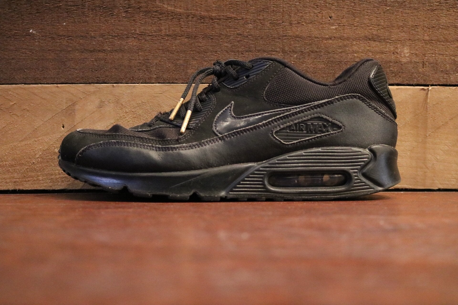 733addc4c312 Air Max 90 Triple Black (2018)