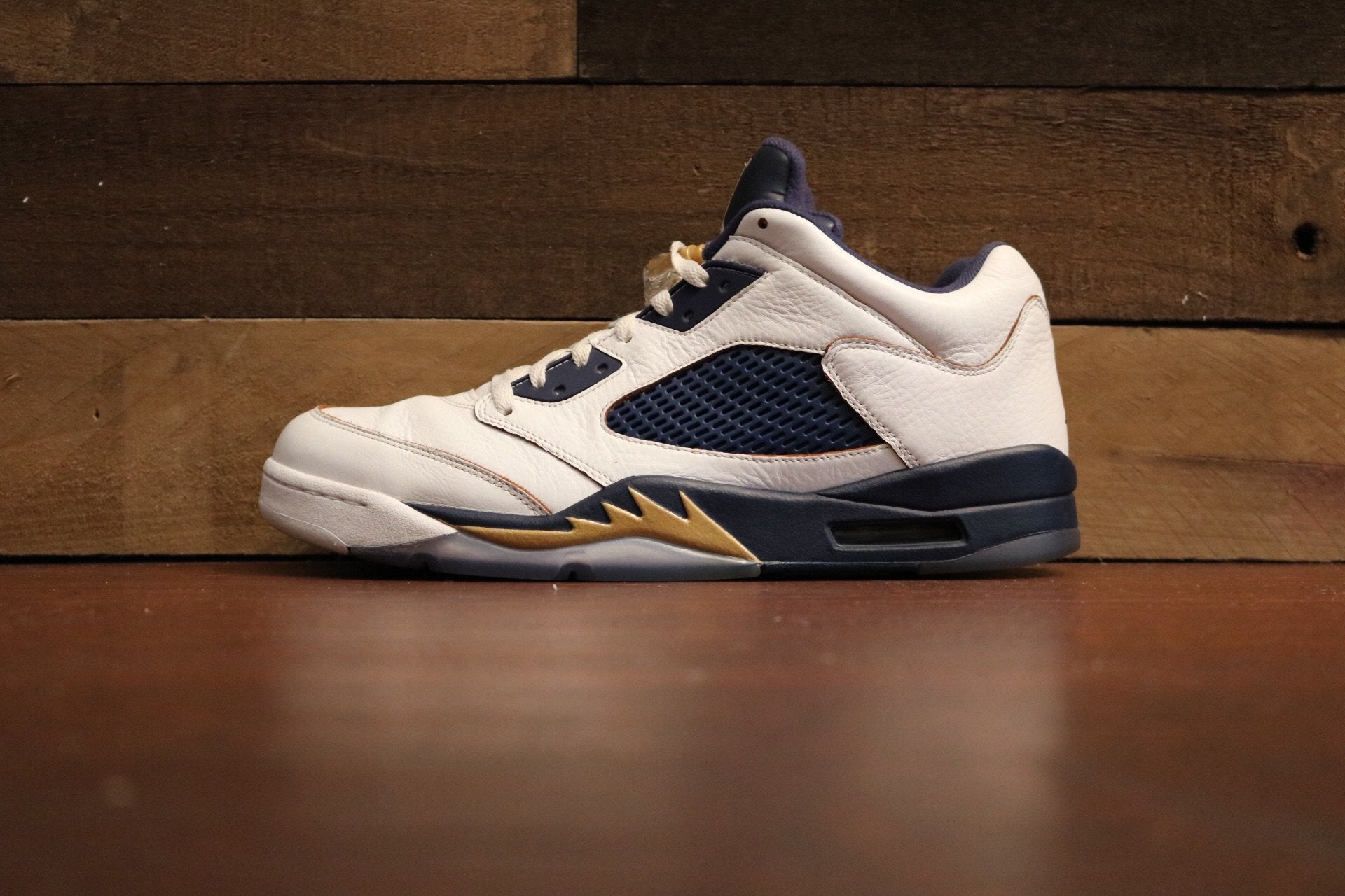 the best attitude 079bc 49331 Jordan 5 Retro Low Dunk From Above