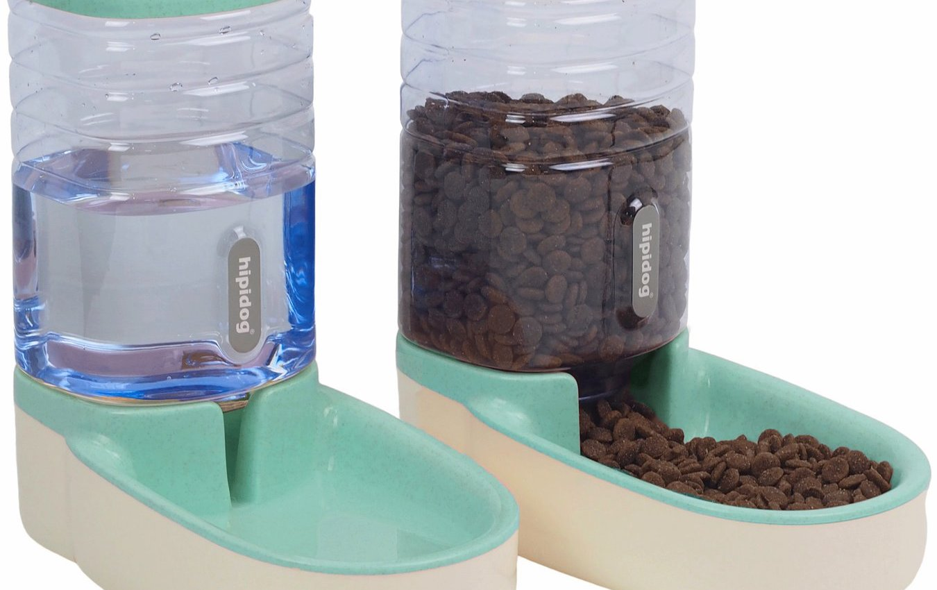 Automatic Gravity Feeder for Dogs