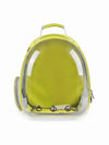 Yellow BubbleBag Dog Carrier Backpack