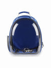 Blue BubbleBag Dog Carrier Backpack