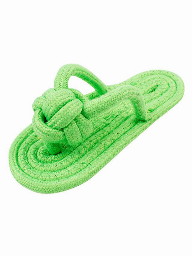 Flip 'N' Flop Rope Dog Toy