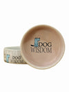 My Best Friend Ceramic Dog Bowl Set