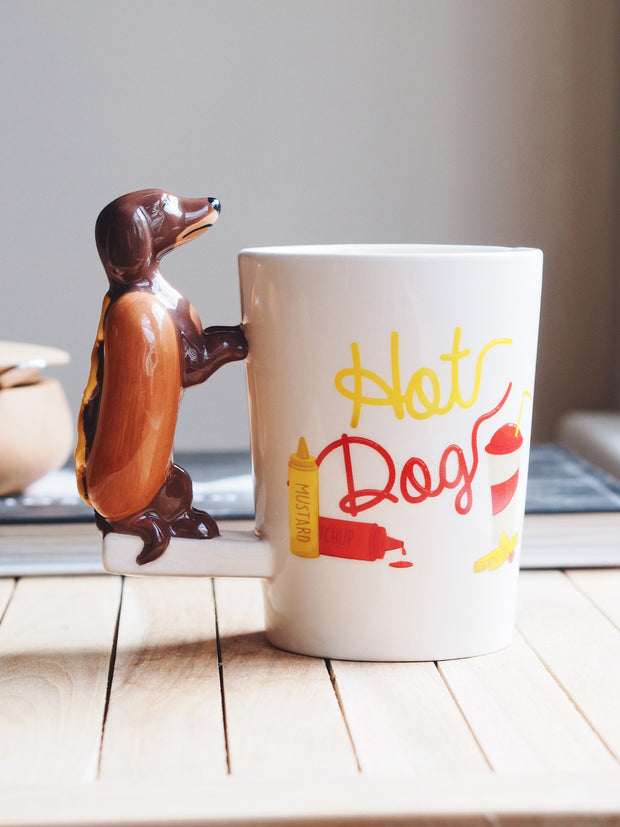 Hot Sausage Dog Mug