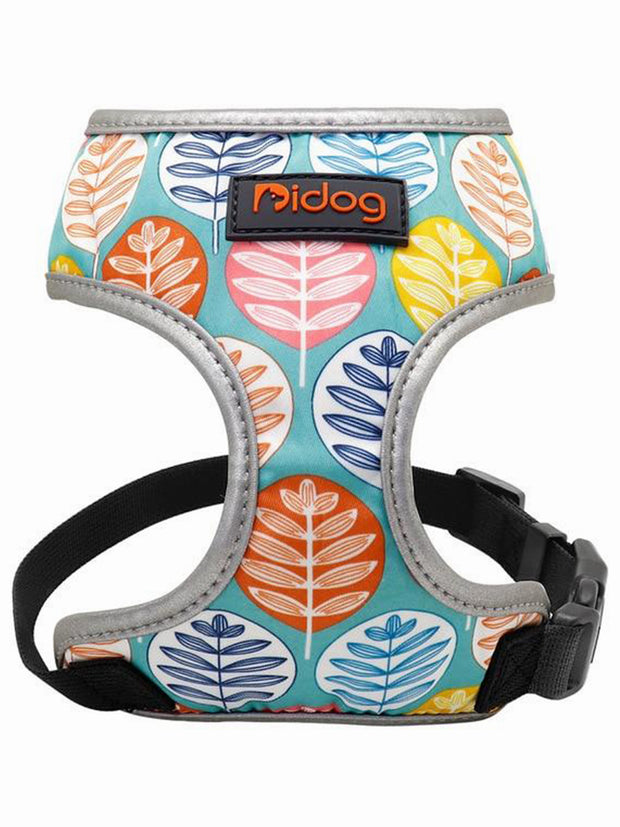 monstera breathable dog harness