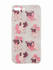 Thin iphone case for dog lovers