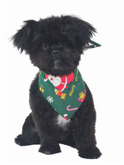 Affordable online christmas dog bandana